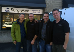 Kamloops. PG Surg Med